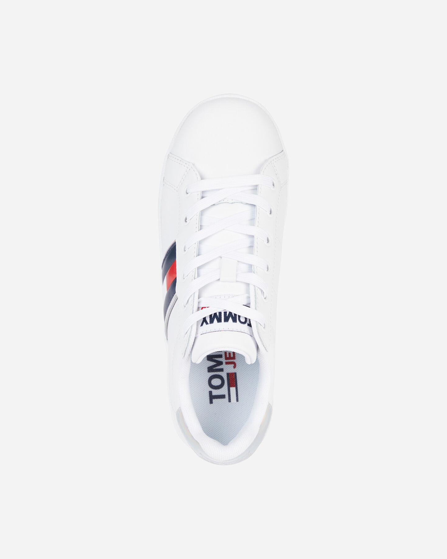 Scarpe sneakers TOMMY HILFIGER IRIDESCENT ICONIC W S4088120 scatto 2