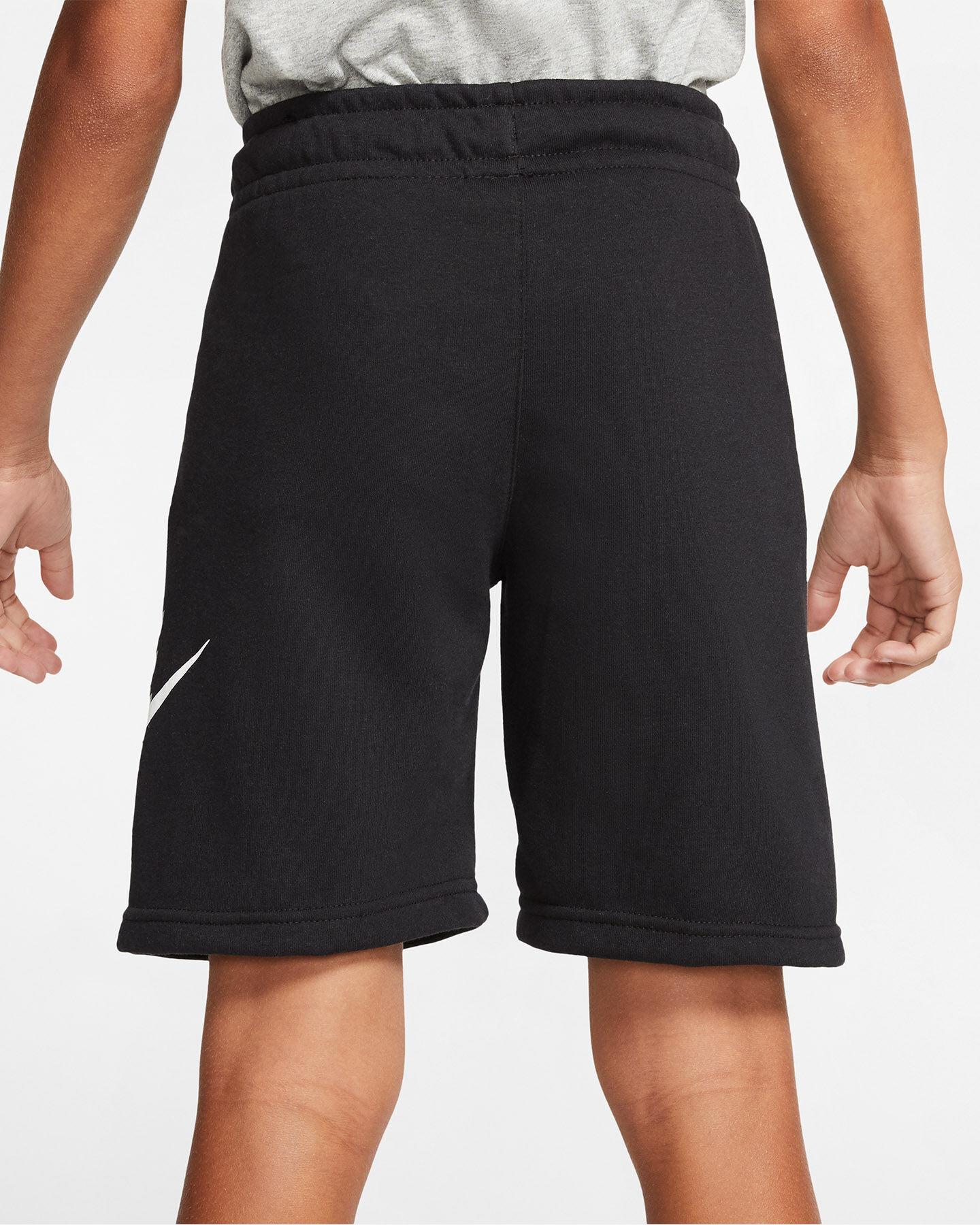 Pantaloncini NIKE CLUB FLEECE JR S5196246 scatto 3