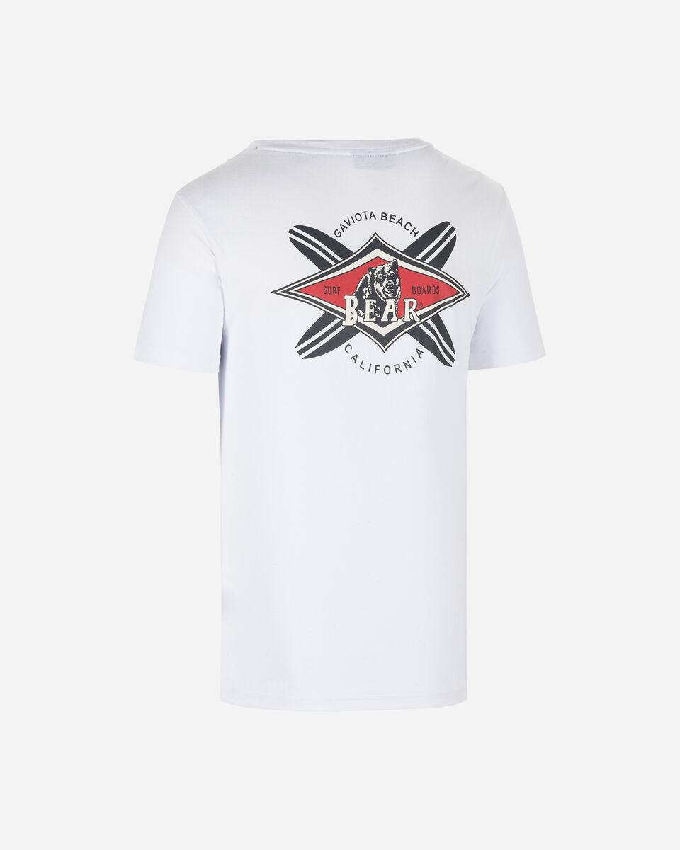 T-Shirt BEAR CLASSIC LOGO M S5182766 scatto 1