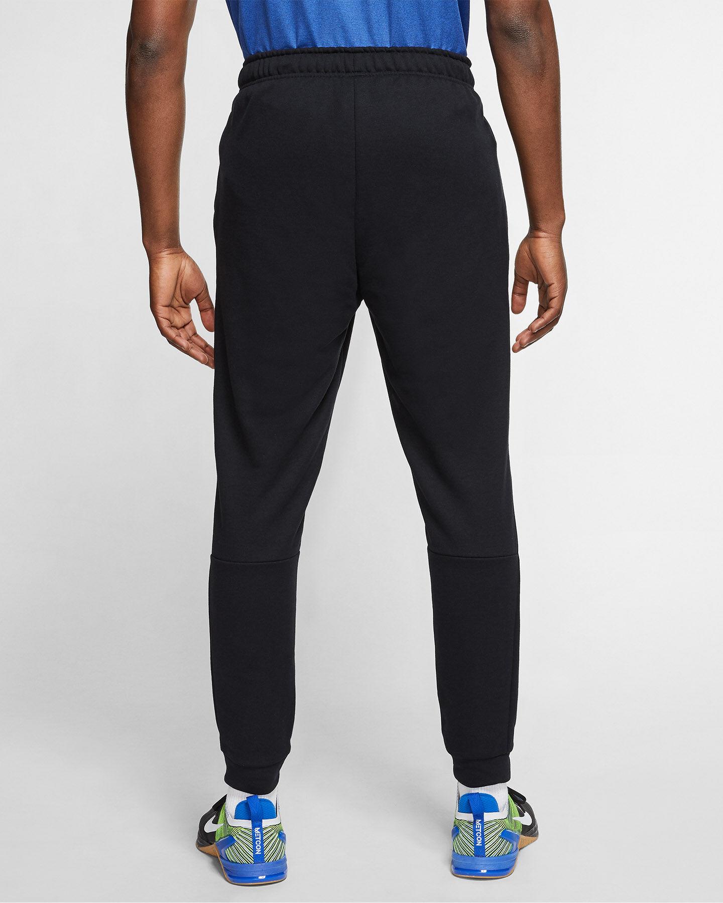 Pantalone training NIKE DRI-FIT TAPER M S5164230 scatto 4