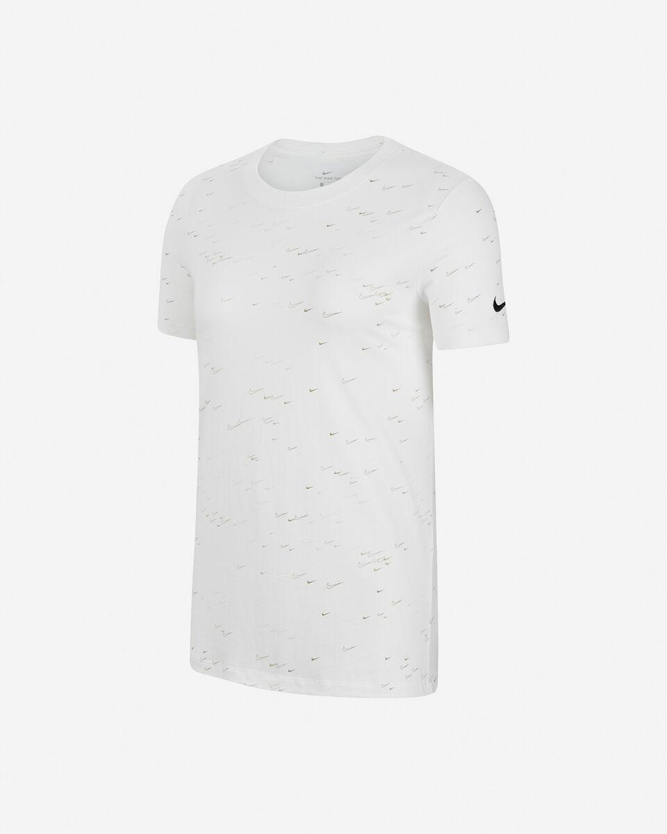 T-Shirt NIKE SWOOSH W S5225832 scatto 0