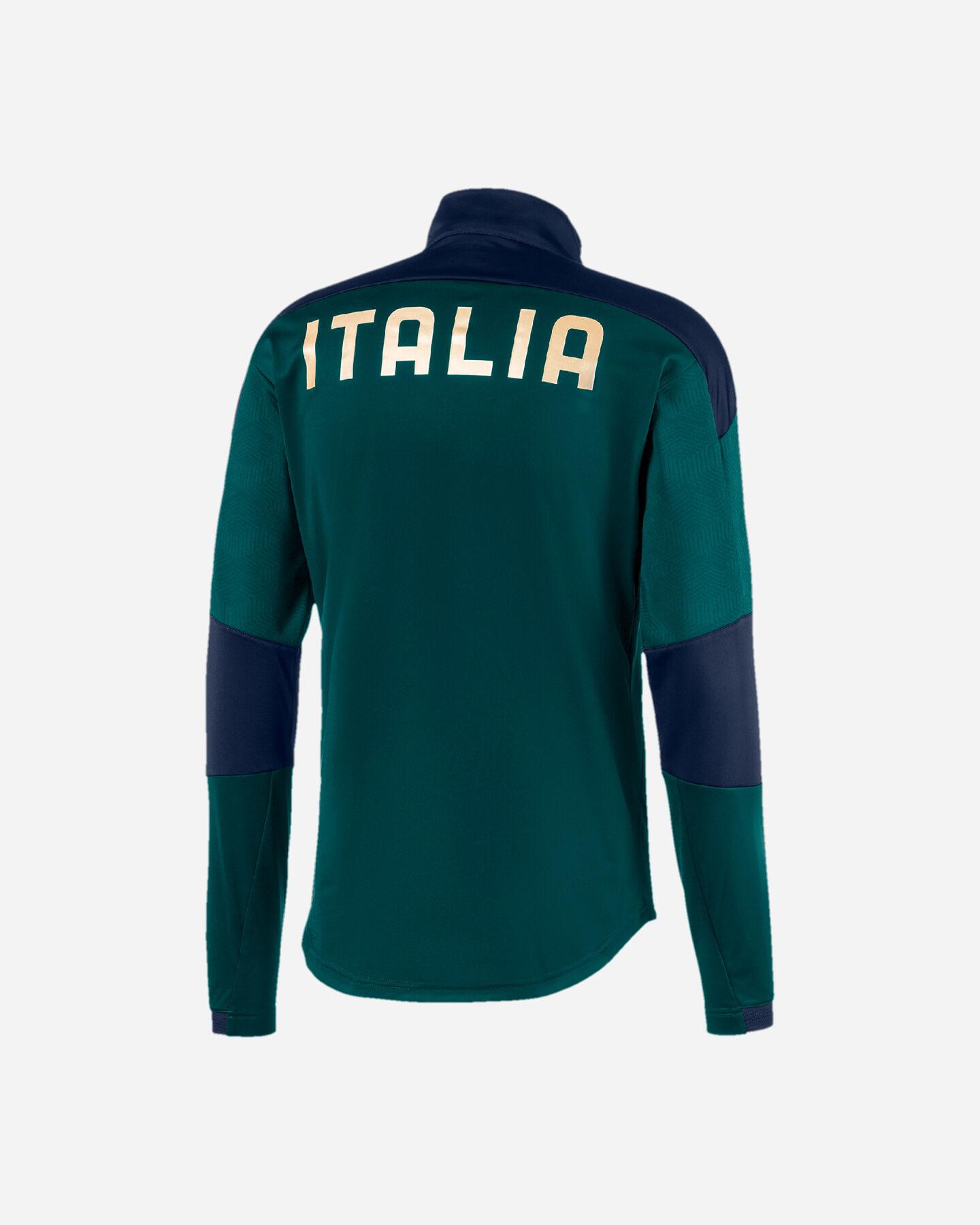 Abbigliamento calcio PUMA ITALIA TRAINING M S5172840 scatto 1