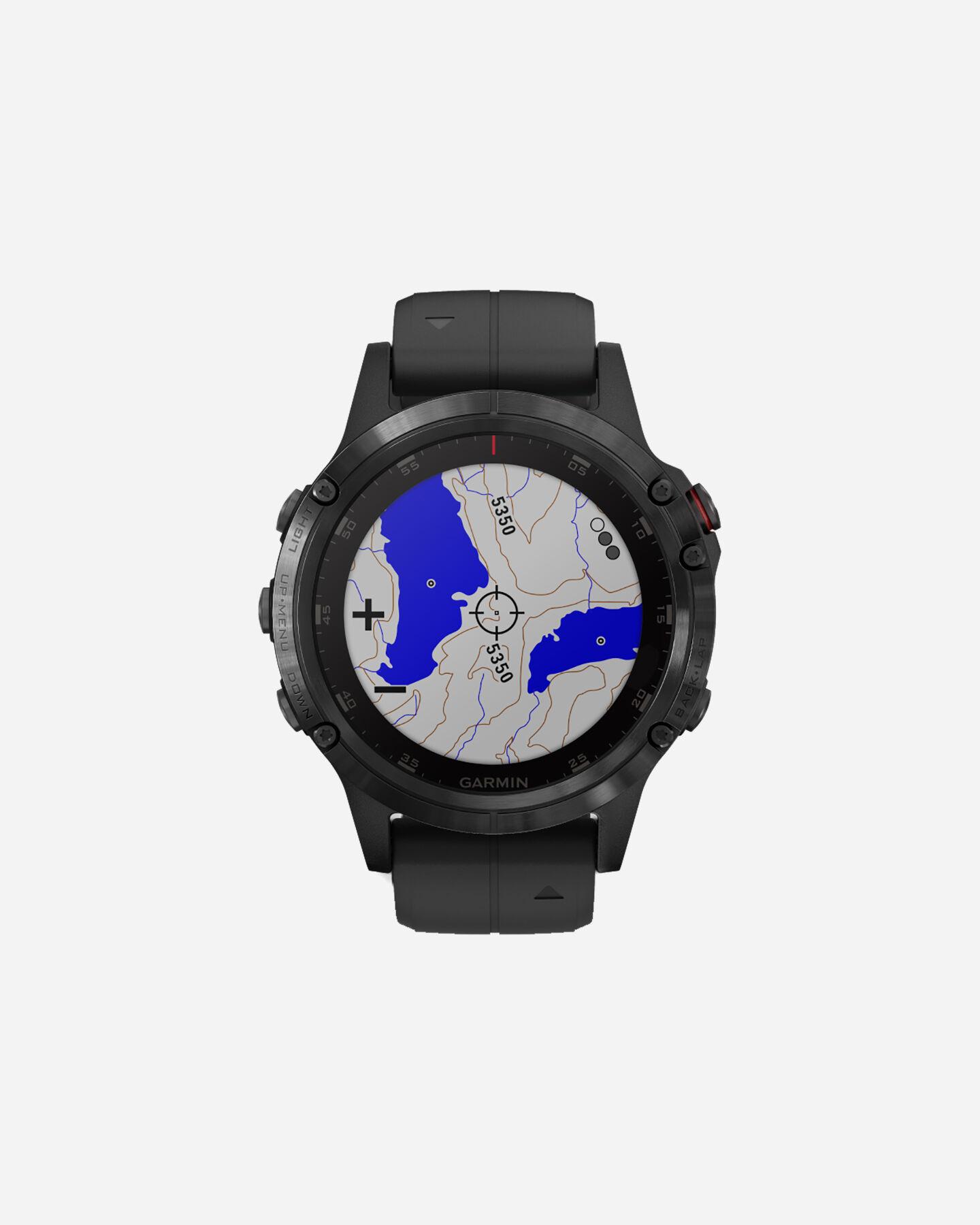 Orologio multifunzione GARMIN FENIX5 PLUS SAPPHIRE S4056931 01 UNI scatto 0