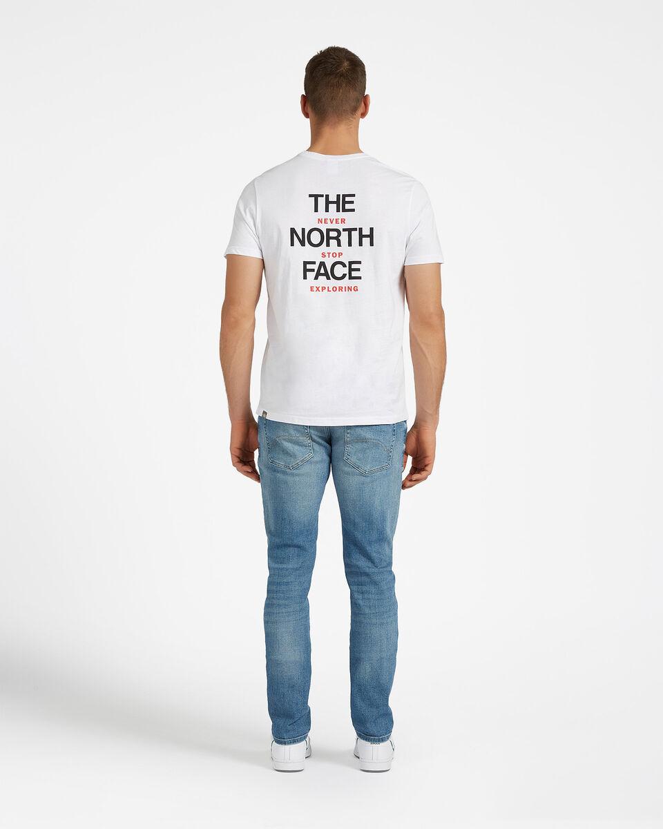T-Shirt THE NORTH FACE TNF BERARD M S5181620 scatto 2