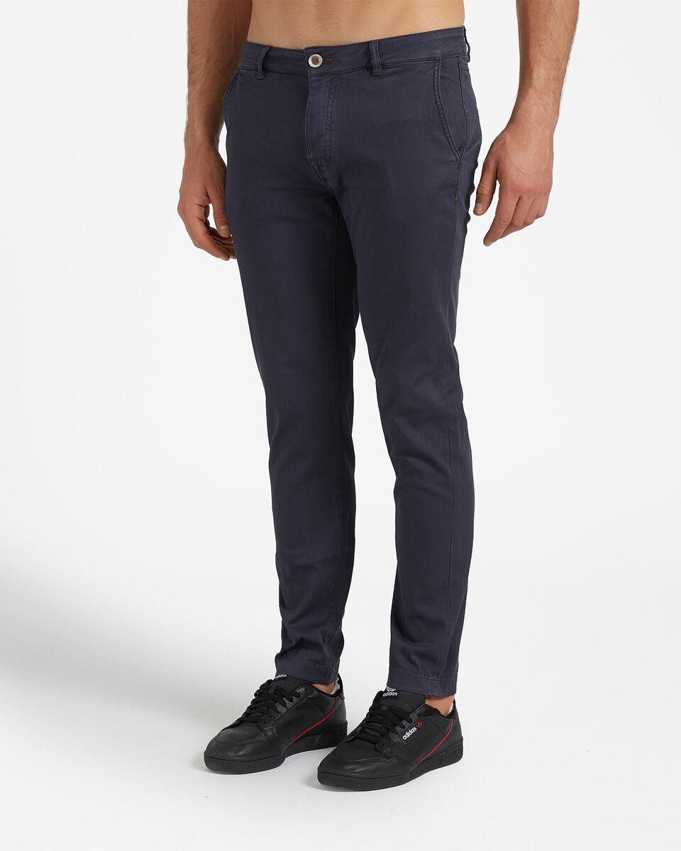 Pantalone COTTON BELT CHINO SLIM M S4076641 scatto 2