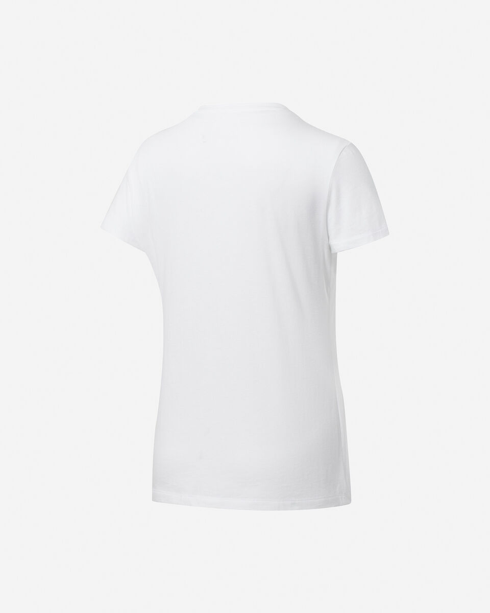 T-Shirt REEBOK GRAPHIC VECTOR W S5214594 scatto 1