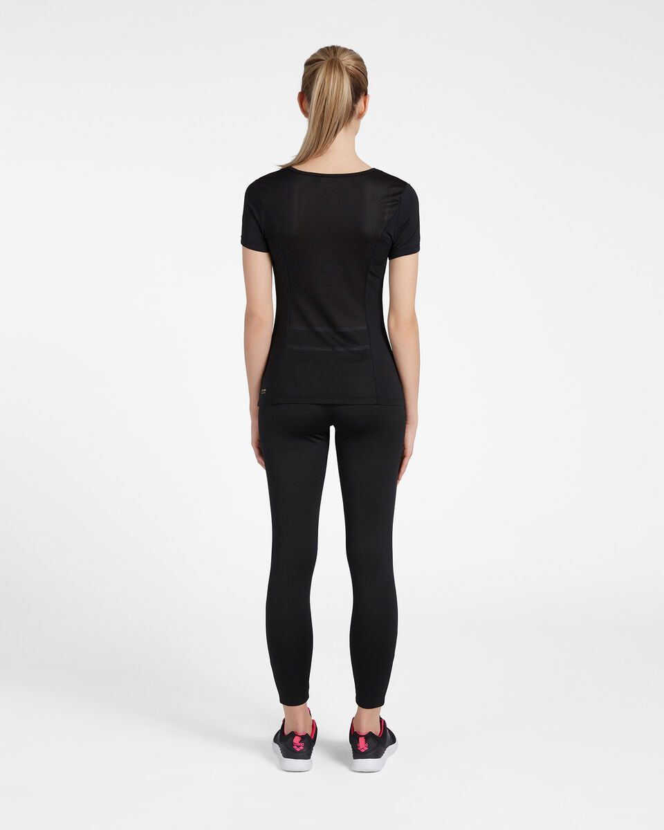 T-Shirt training ARENA CARRE' RETRO MESH W S4087237 scatto 2