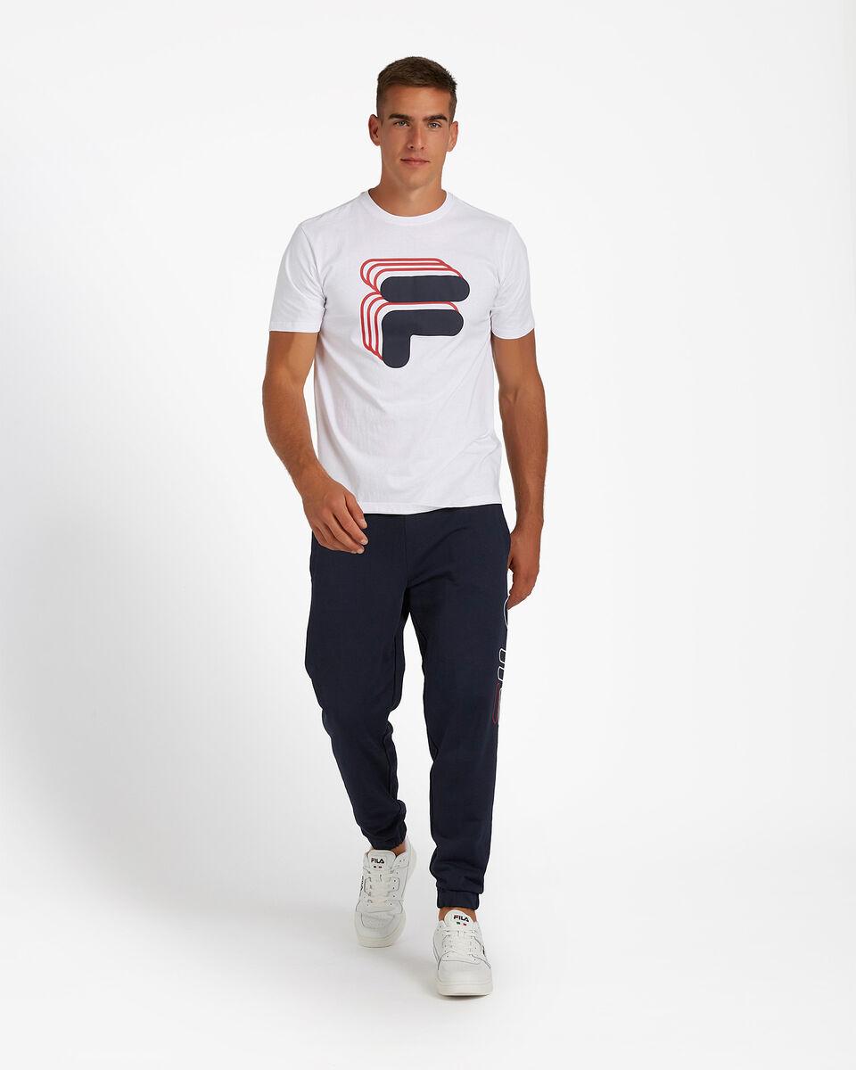 T-Shirt FILA LOGO VINTAGE M S4081034 scatto 3