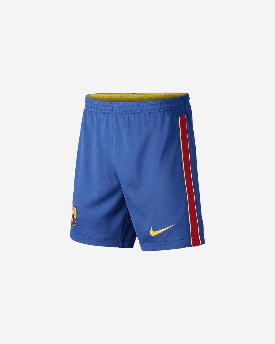 Pantaloncini calcio NIKE BARCELLONA HOME STADIUM 20/21 JR S5195472 scatto 0