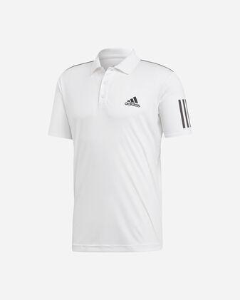 Polo tennis ADIDAS 3 STRIPES CLUB M