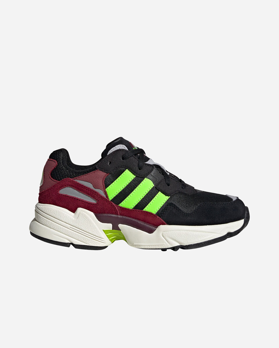 Scarpe sneakers ADIDAS YUNG 96 GS JR S5069026 scatto 0