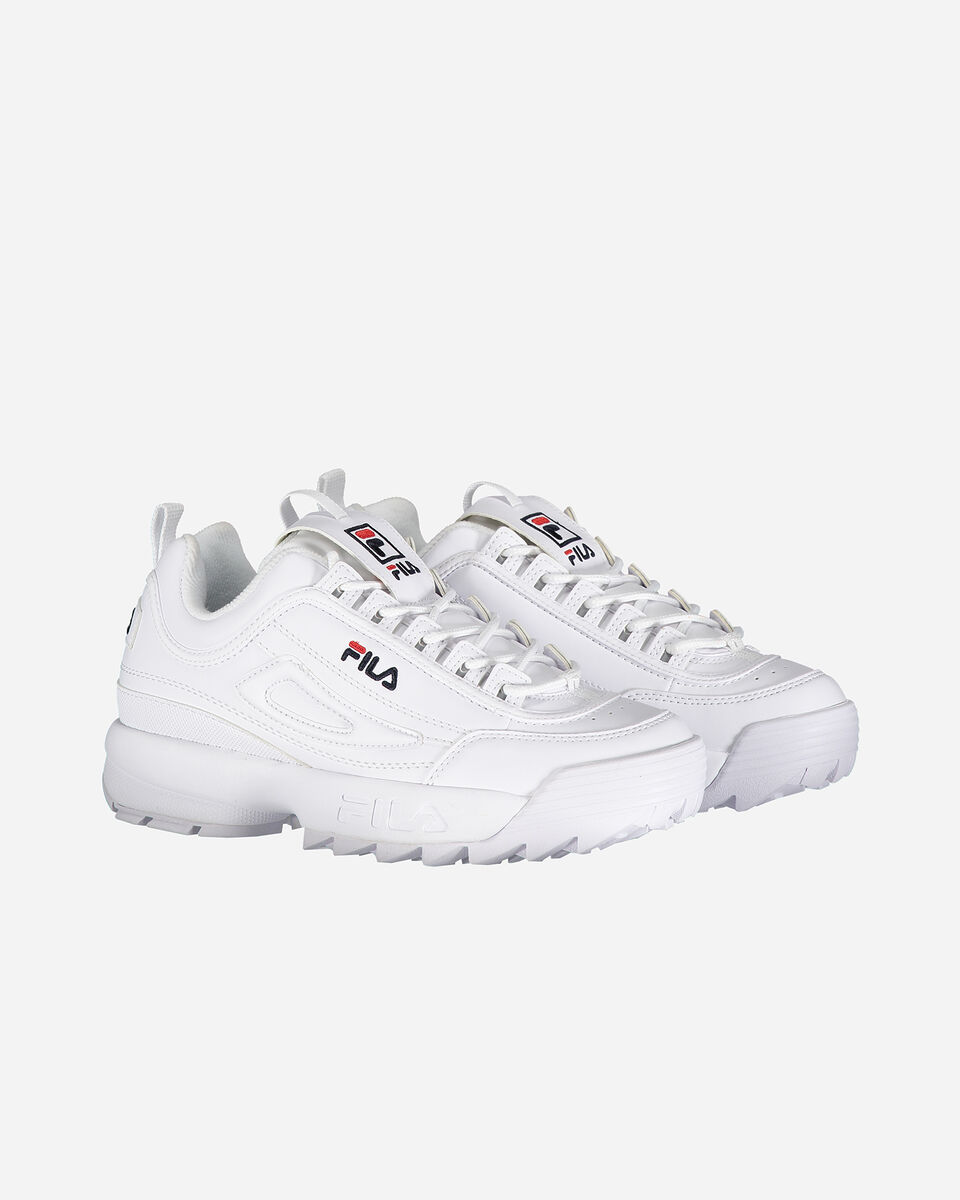 Scarpe sneakers FILA DISRUPTOR W S4069048 scatto 1