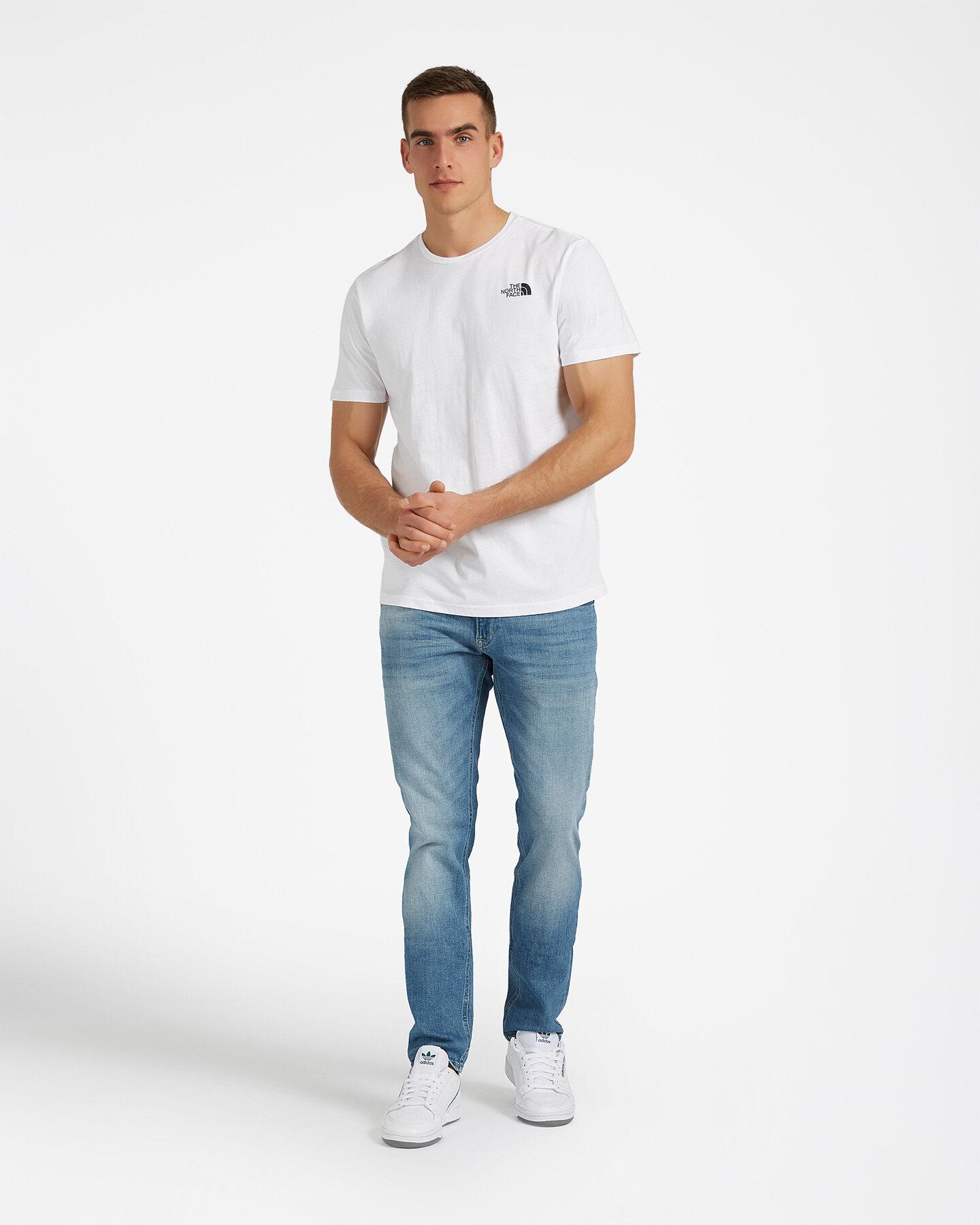T-Shirt THE NORTH FACE TNF BERARD M S5181620 scatto 1