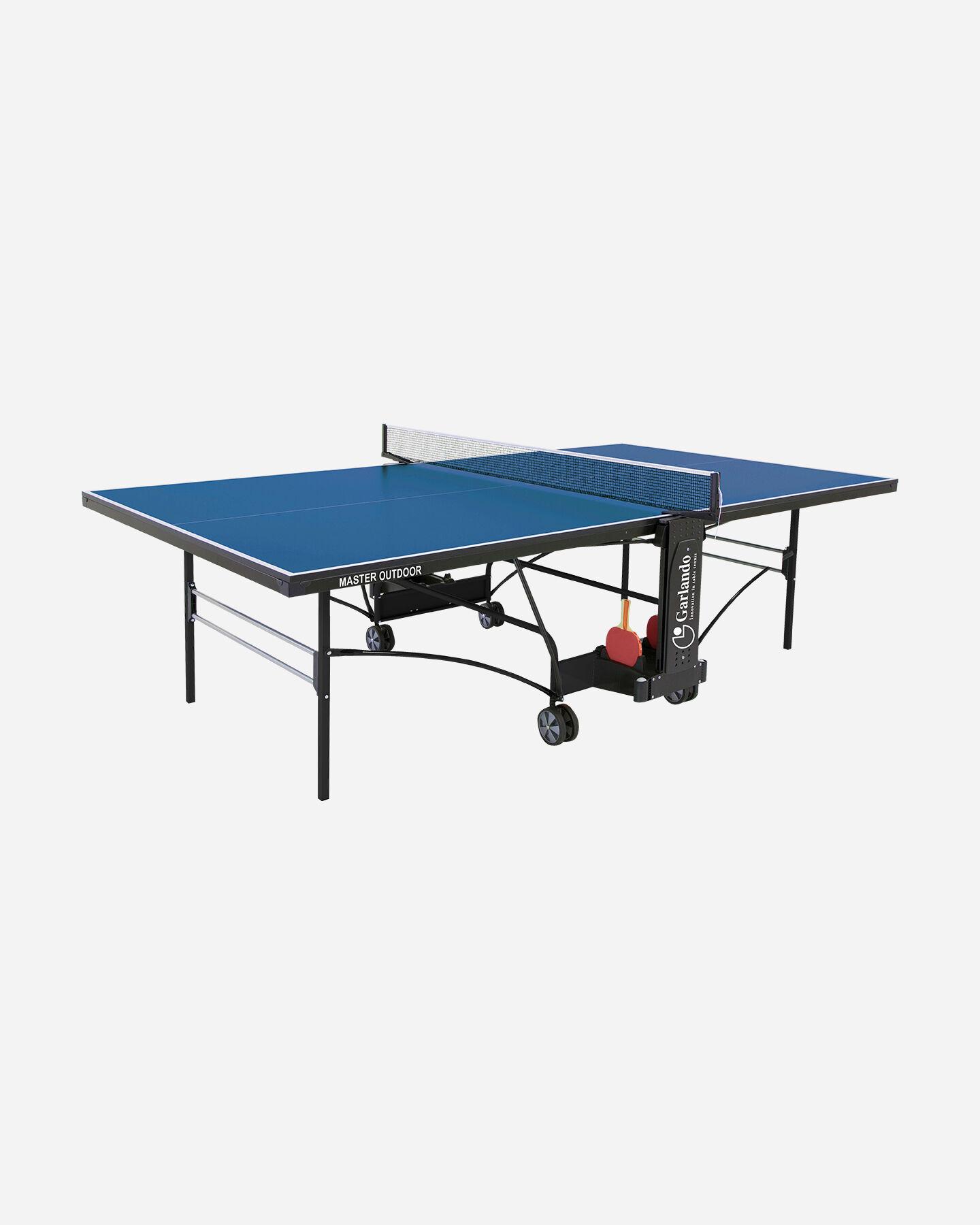 Tavolo ping pong GARLANDO MASTER OUTDOOR S1225845|N.D.|UNI scatto 0