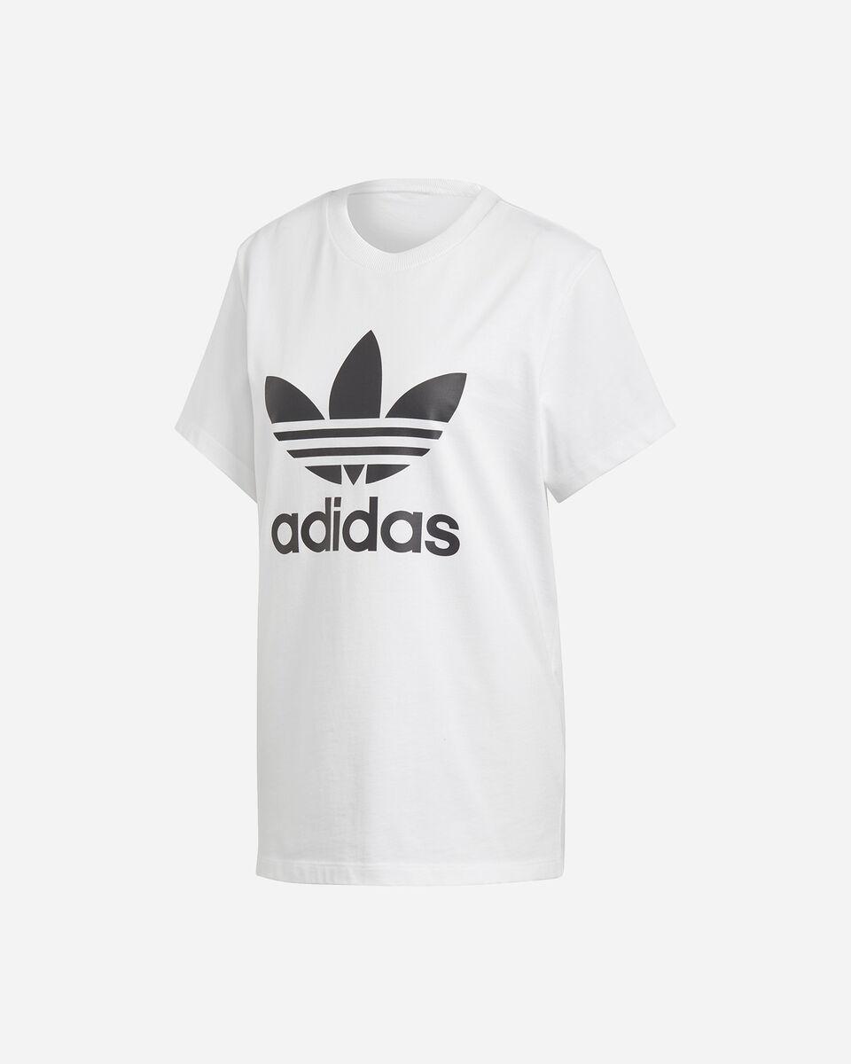 T-Shirt ADIDAS BOYFRIEND TREFOIL W S2013744 scatto 0