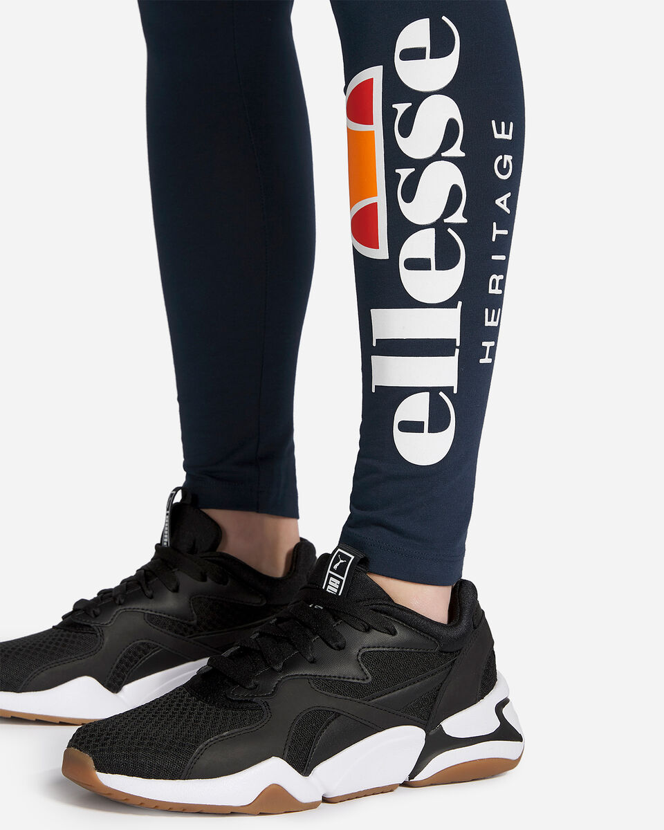 Jeans ELLESSE HERITAGE LOGO W S4058741 scatto 3