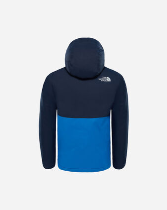Giacca sci THE NORTH FACE SNOWQUEST PLUS JR