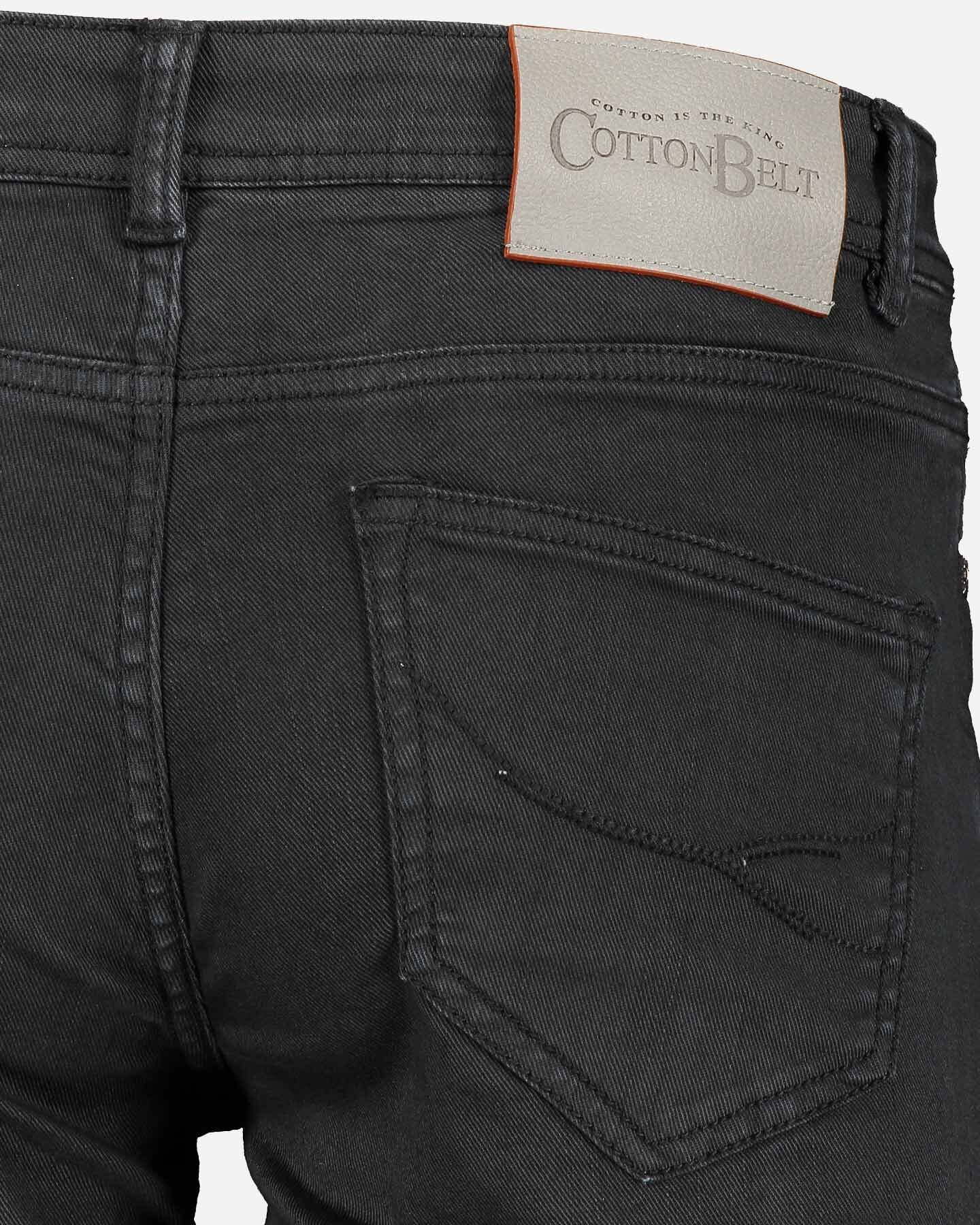Jeans COTTON BELT 5T HAMILTON SLIM M S4070907 scatto 4