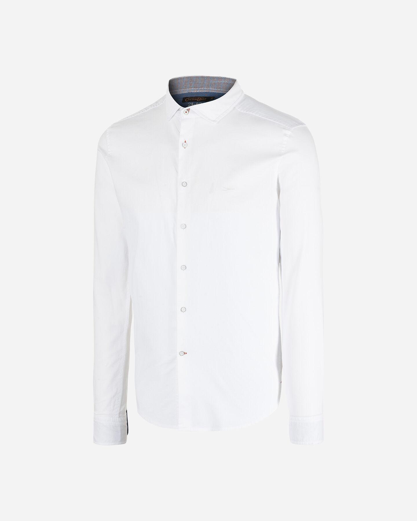 Camicia COTTON BELT SLIM FIT OXFORD M S4071383 scatto 5