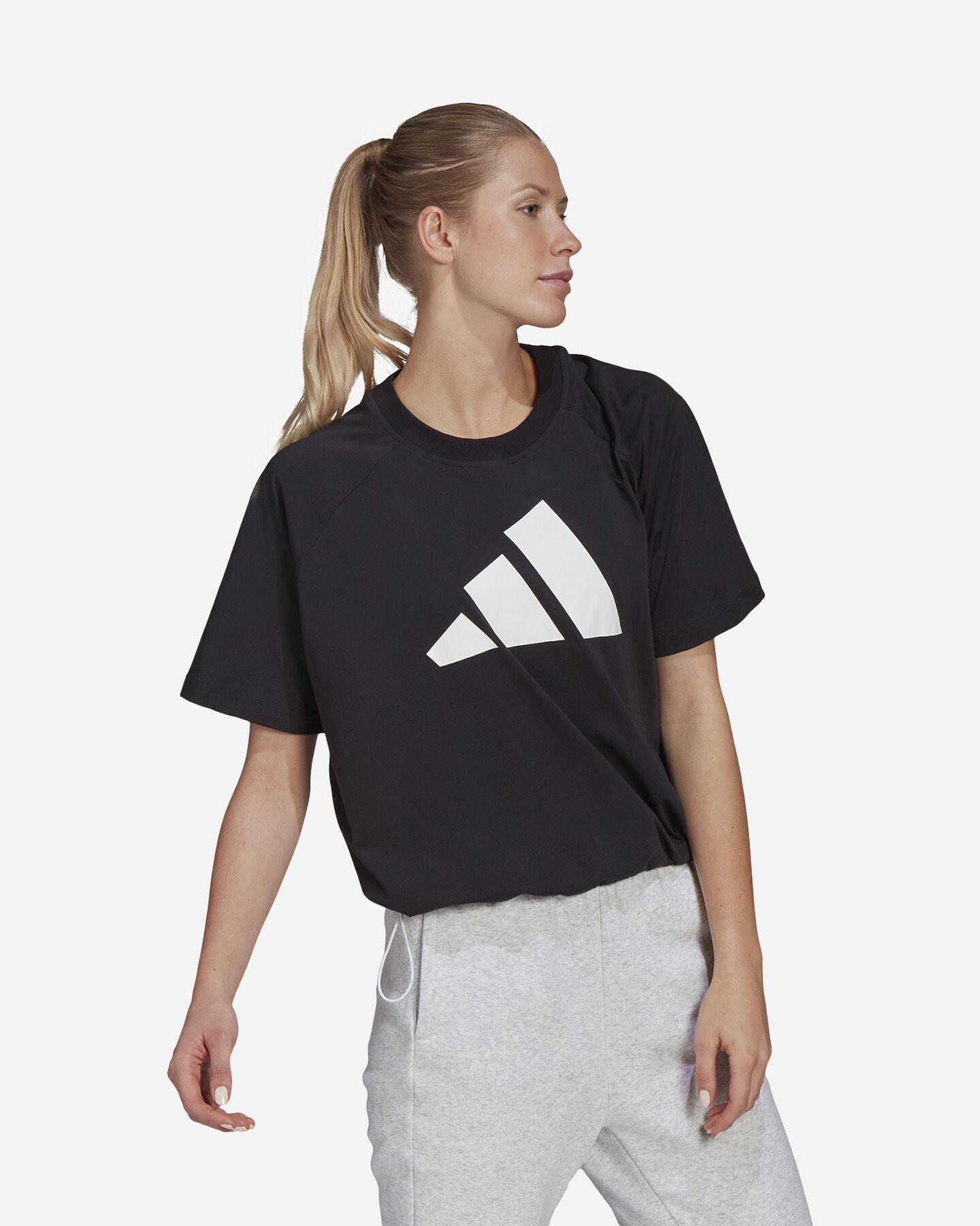 T-Shirt ADIDAS LOGO W S5275229 scatto 3