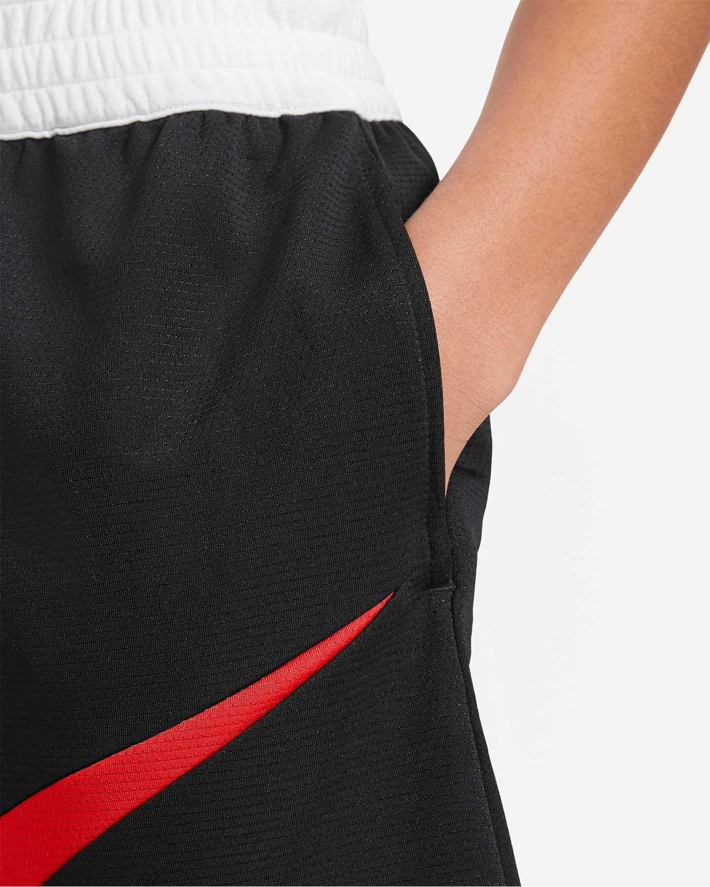 Pantaloncini NIKE DRIFIT JR S5269920 scatto 3