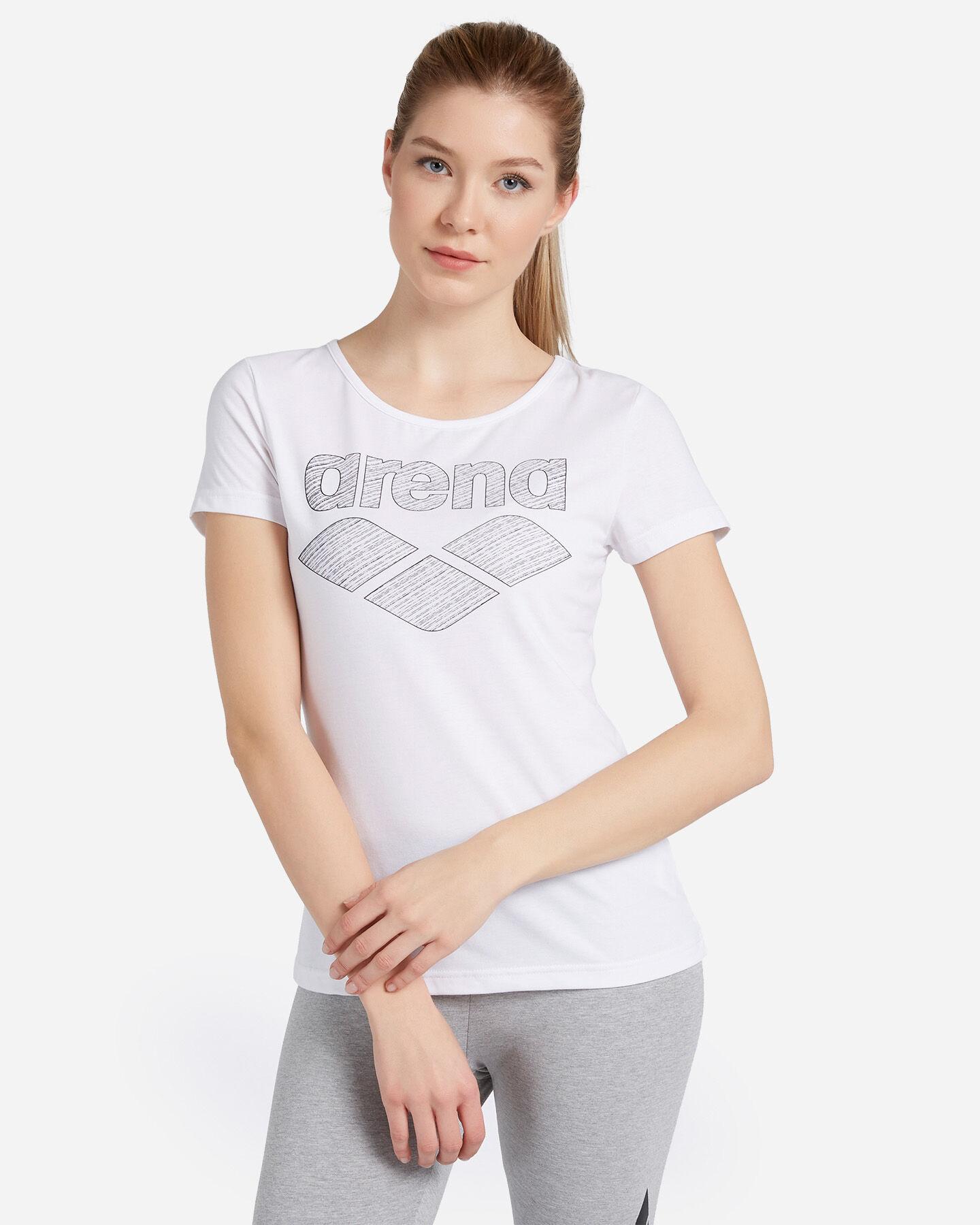 T-Shirt training ARENA DRIFIT BLOGO  W S4087306 scatto 0