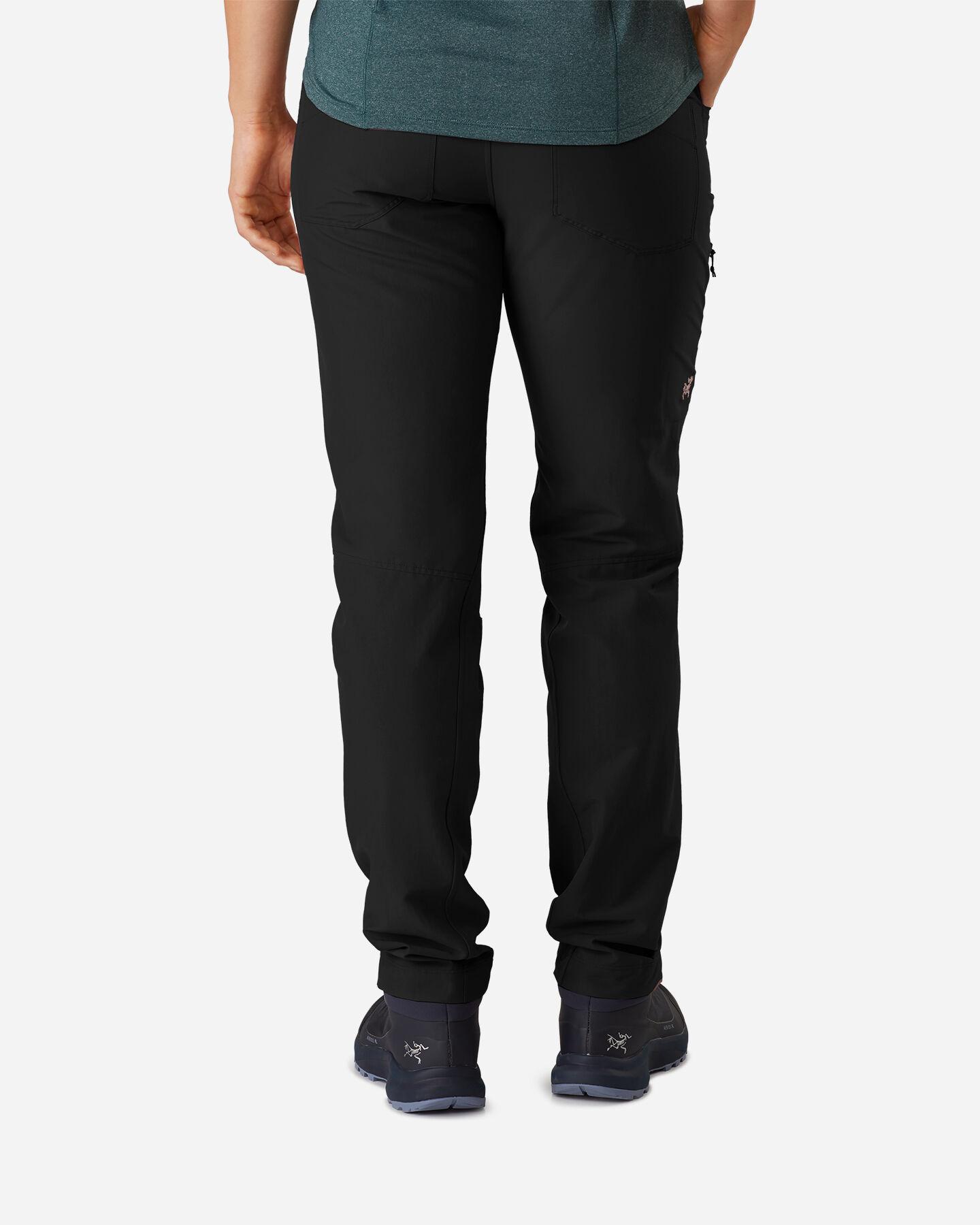 Pantalone outdoor ARC'TERYX CRESTON W S4075249 scatto 2