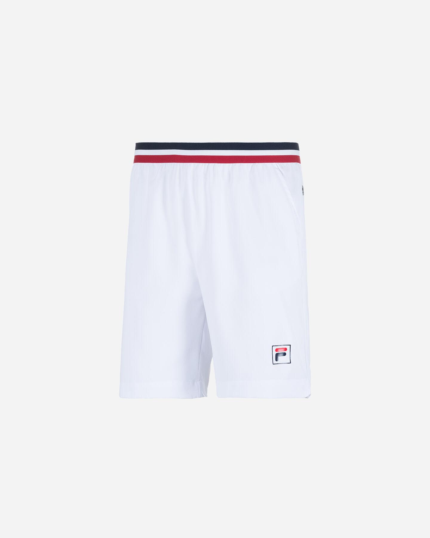 Pantaloncini tennis FILA CLASSIC TENNIS M S4075798 scatto 4