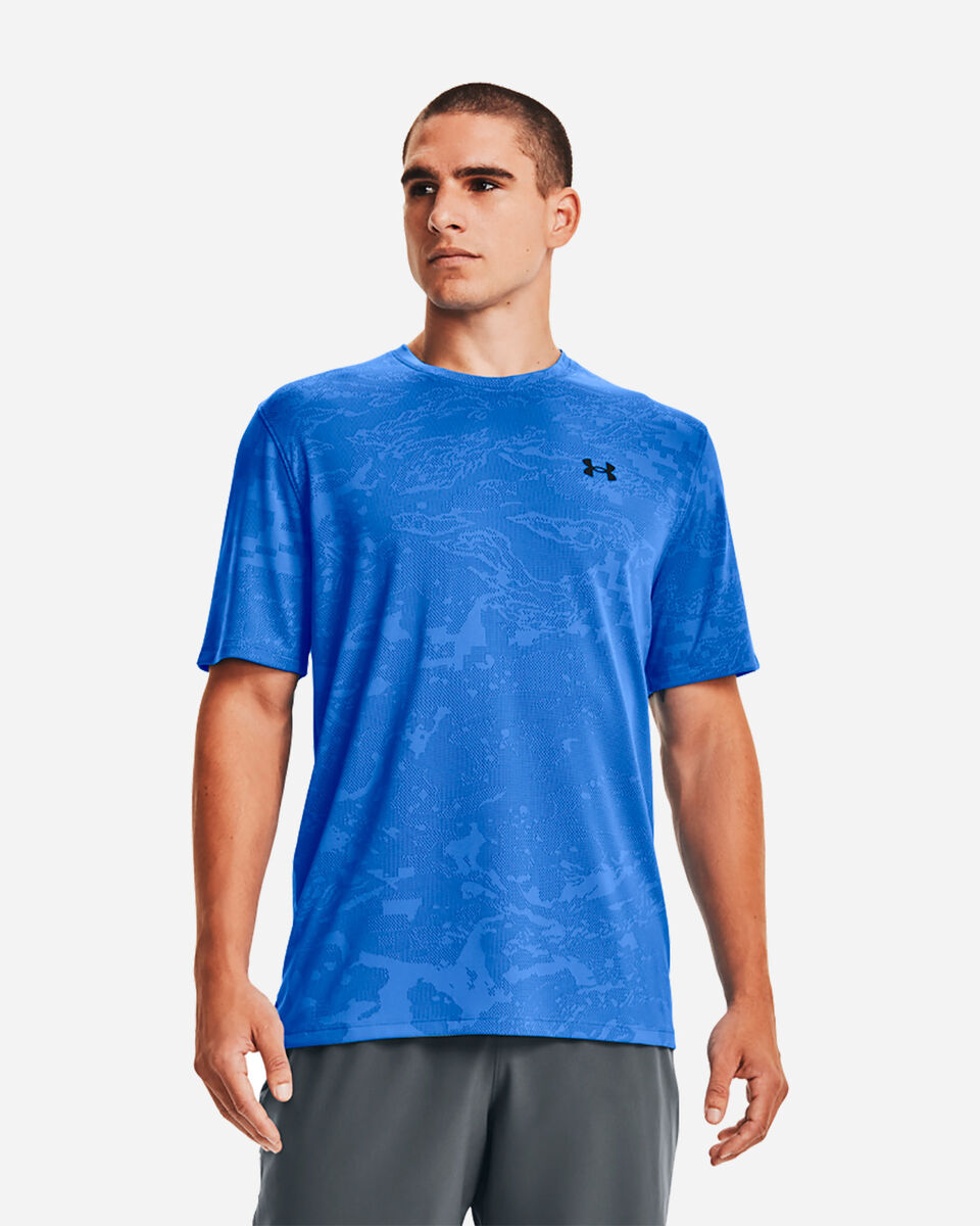 T-Shirt training UNDER ARMOUR TRAINING VENT M S5287261 scatto 2
