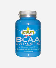 INTEGRATORI ALIMENTARI  ULTIMATE ITALIA ADVANCED BCAA 200 COMPRESSE