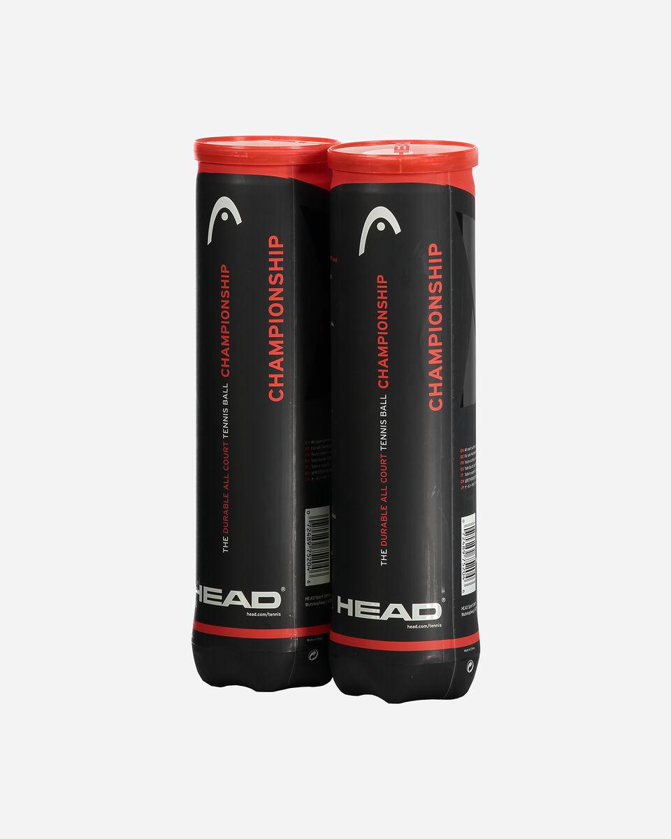 Palle tennis HEAD CHAMPIONSHIP S1297714 1 UNI scatto 1