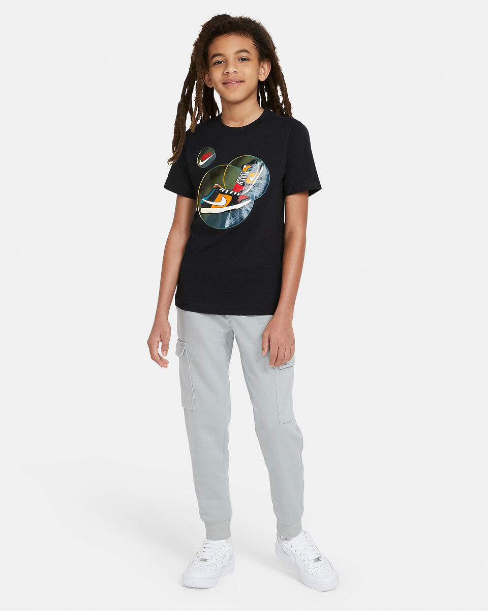 T-Shirt NIKE BUBBLE JR S5270250 scatto 3