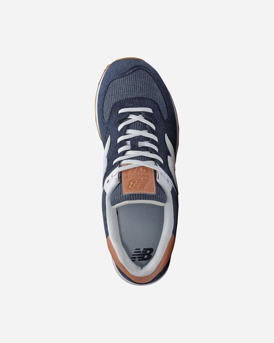 Scarpe sneakers NEW BALANCE 574 M S5236629 scatto 2