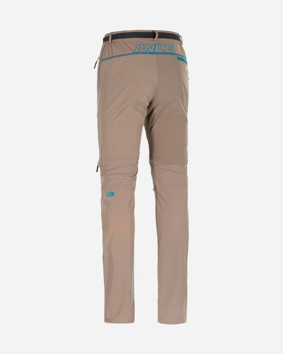 Pantalone outdoor ANDE SIERRA ZIP OFF M S4075555 scatto 1
