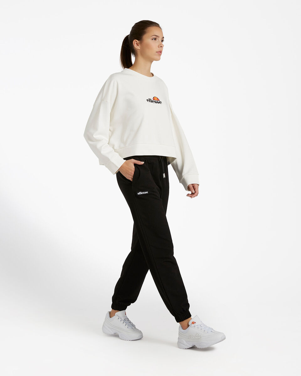 Felpa ELLESSE CROP W S4081240 scatto 3