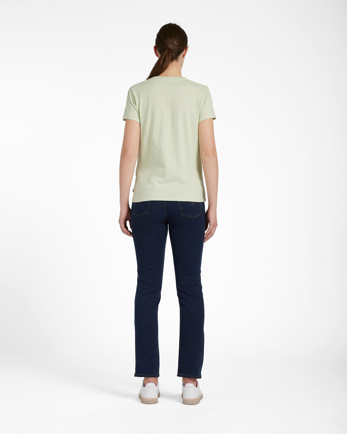 T-Shirt LEVI'S LOGO BATWING OUTLINE W S4088775 scatto 2