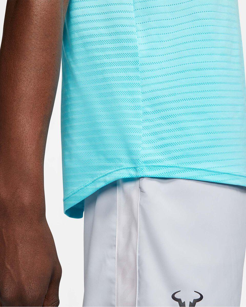 T-Shirt tennis NIKE RAFA SLAM M S5268625 scatto 3