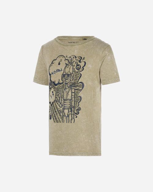 T-Shirt MISTRAL ROBOT JR