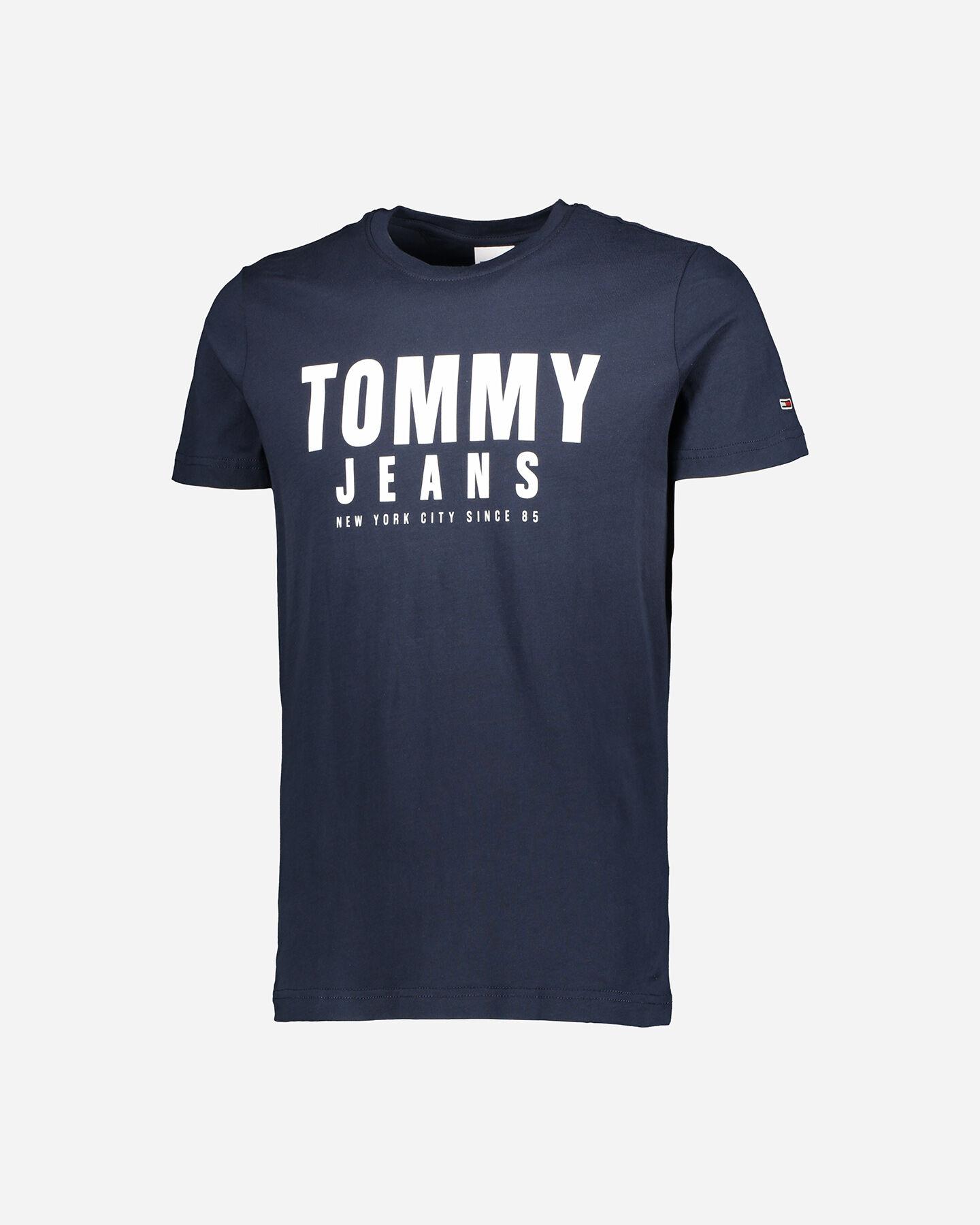 T-Shirt TOMMY HILFIGER CHEST BIG LOGO M S4088729 scatto 5