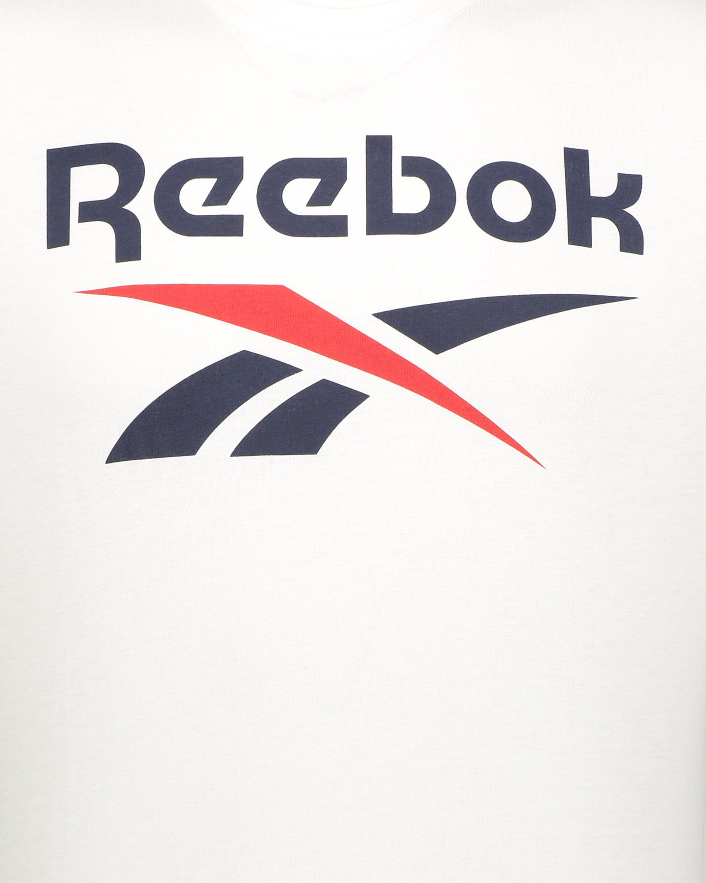 T-Shirt REEBOK CLASSIC LOGO M S5280183 scatto 2