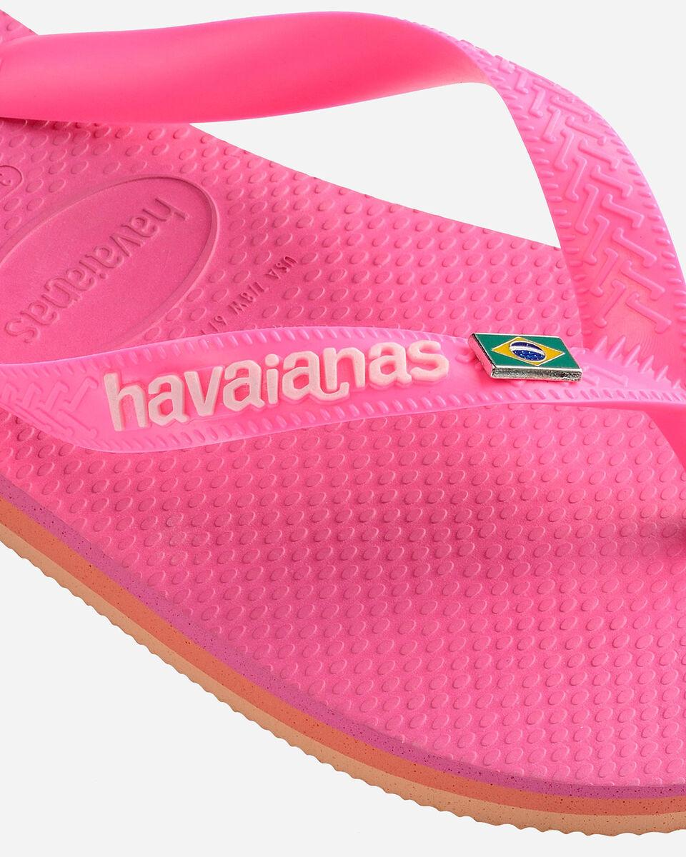 Infradito HAVAIANAS BRASIL LAYERS W S4092375 scatto 4