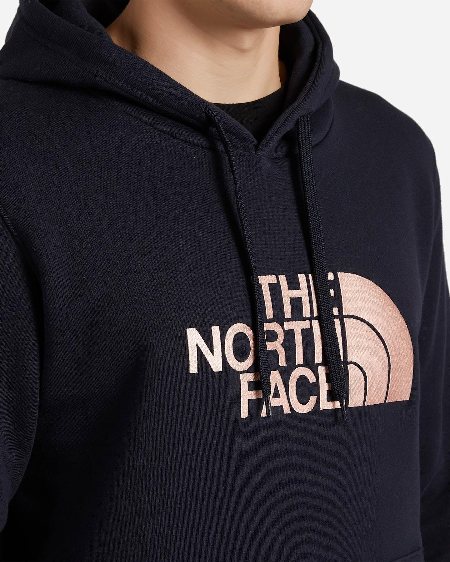 Felpa THE NORTH FACE DREW PEAK M S1303942 scatto 4
