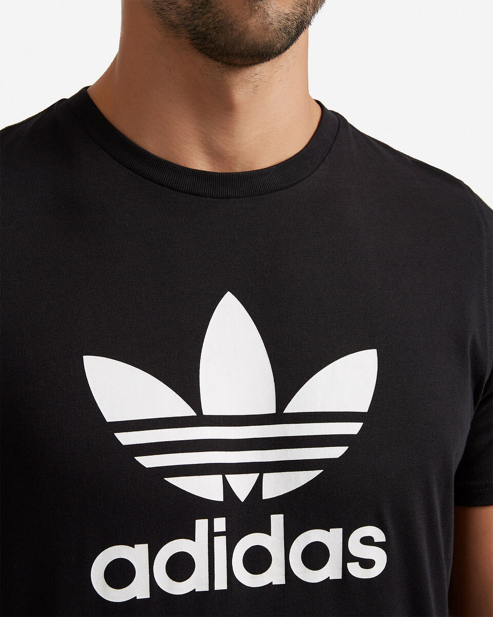 T-Shirt ADIDAS TREFOIL M S4033199 scatto 4