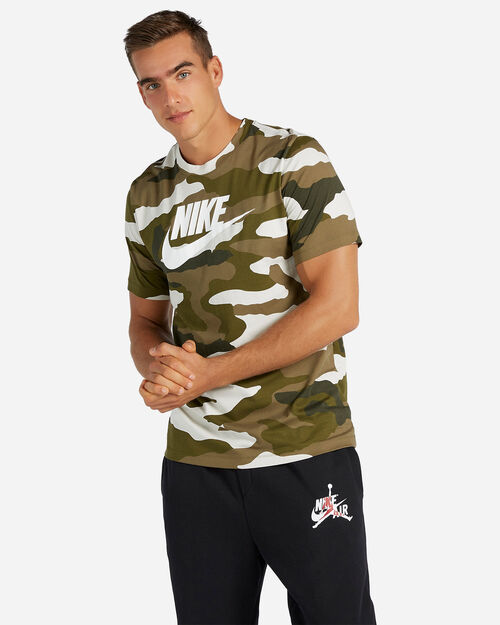 T-Shirt NIKE CAMO 1 M