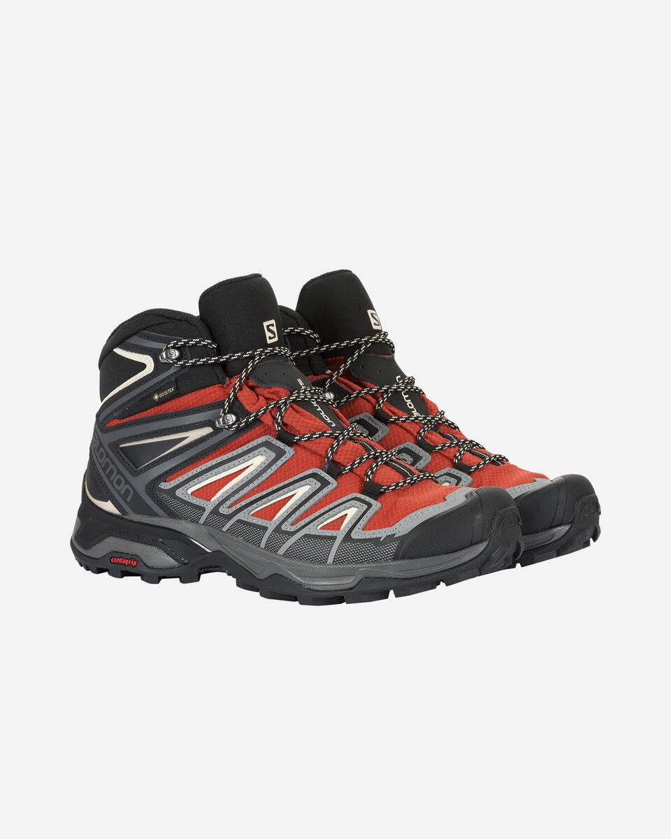 Scarpe escursionismo SALOMON X ULTRA 3 MID GTX S5197218 scatto 1
