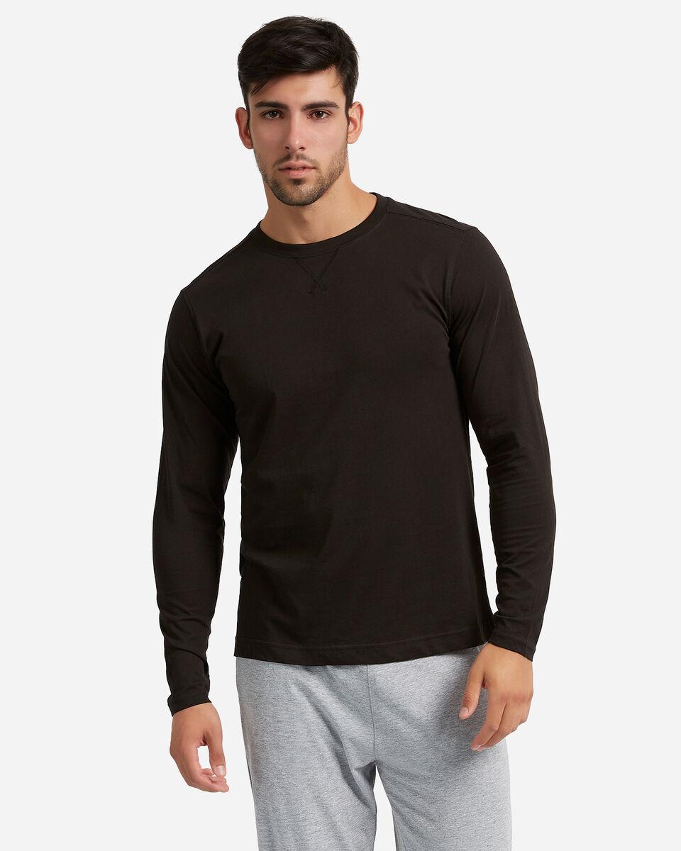 T-Shirt ABC GIROCOLLO M S4030755 scatto 0