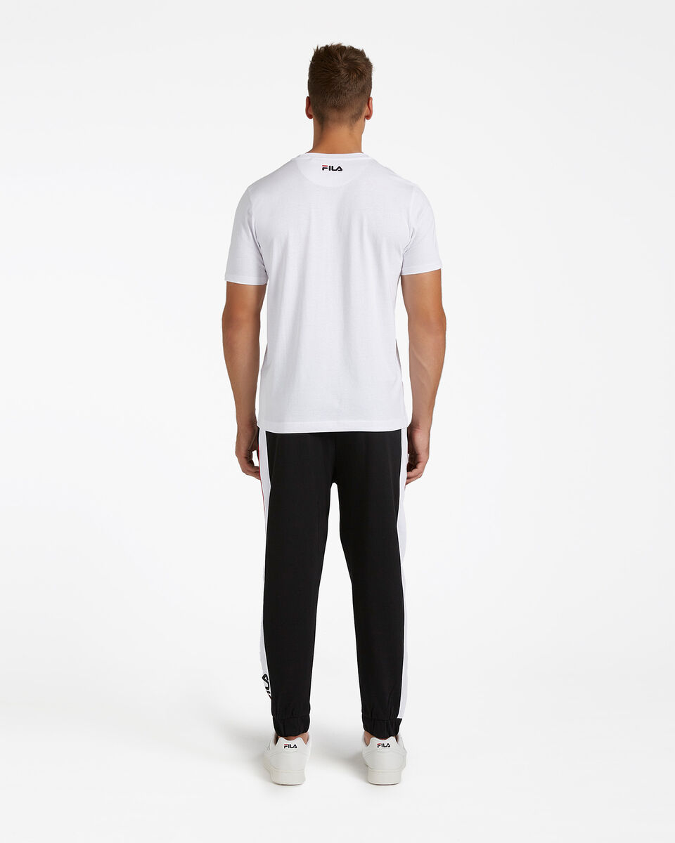 T-Shirt FILA SM LOGO M S4080445 scatto 2