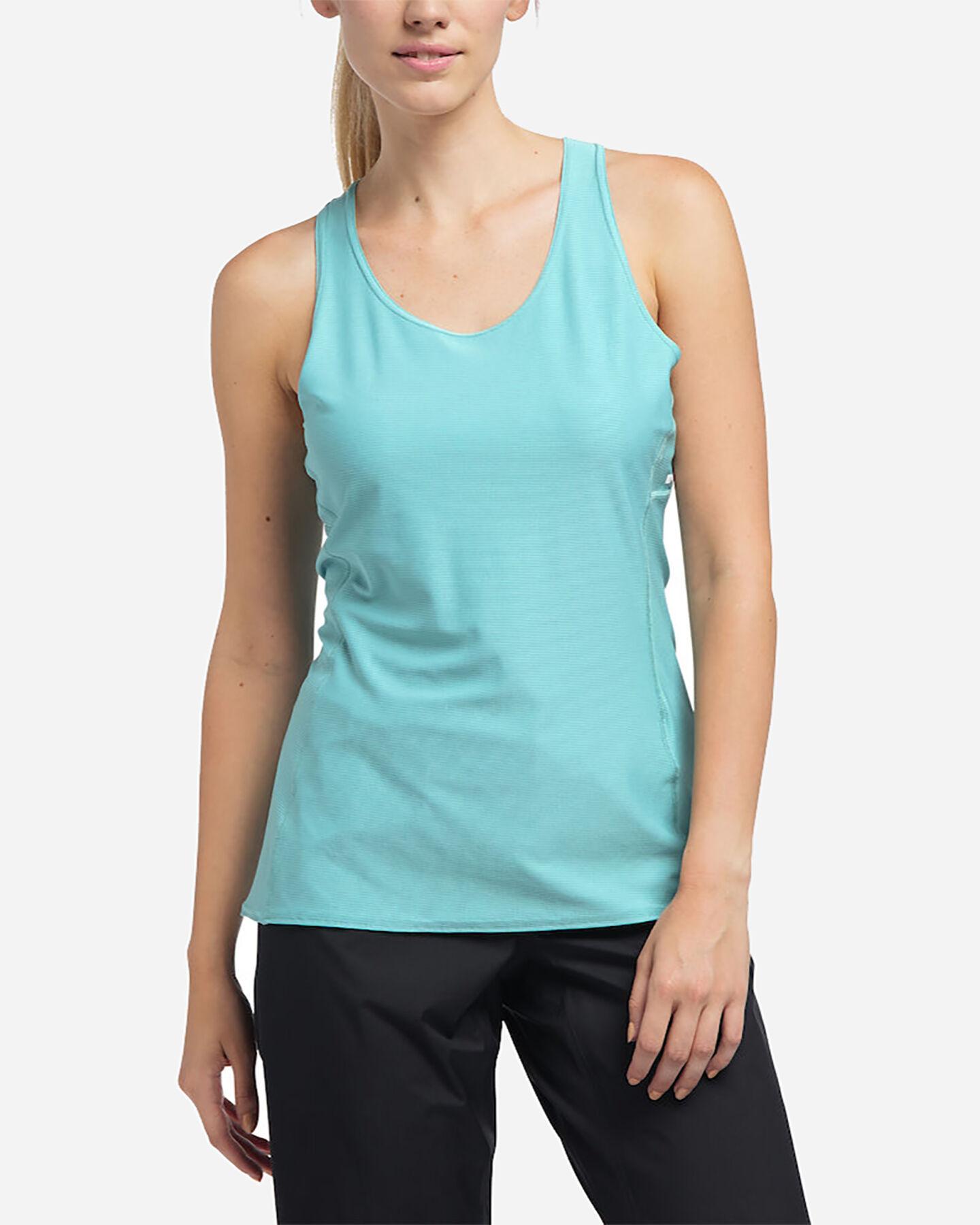 T-Shirt HAGLOFS LIM TECH Q  W S4077116 scatto 2