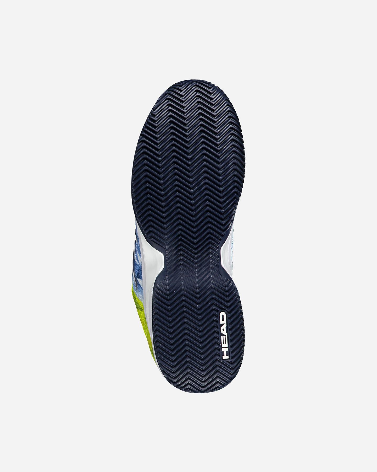 Scarpe tennis HEAD REVOLT PRO 3.0 CLAY M S5169731 scatto 2