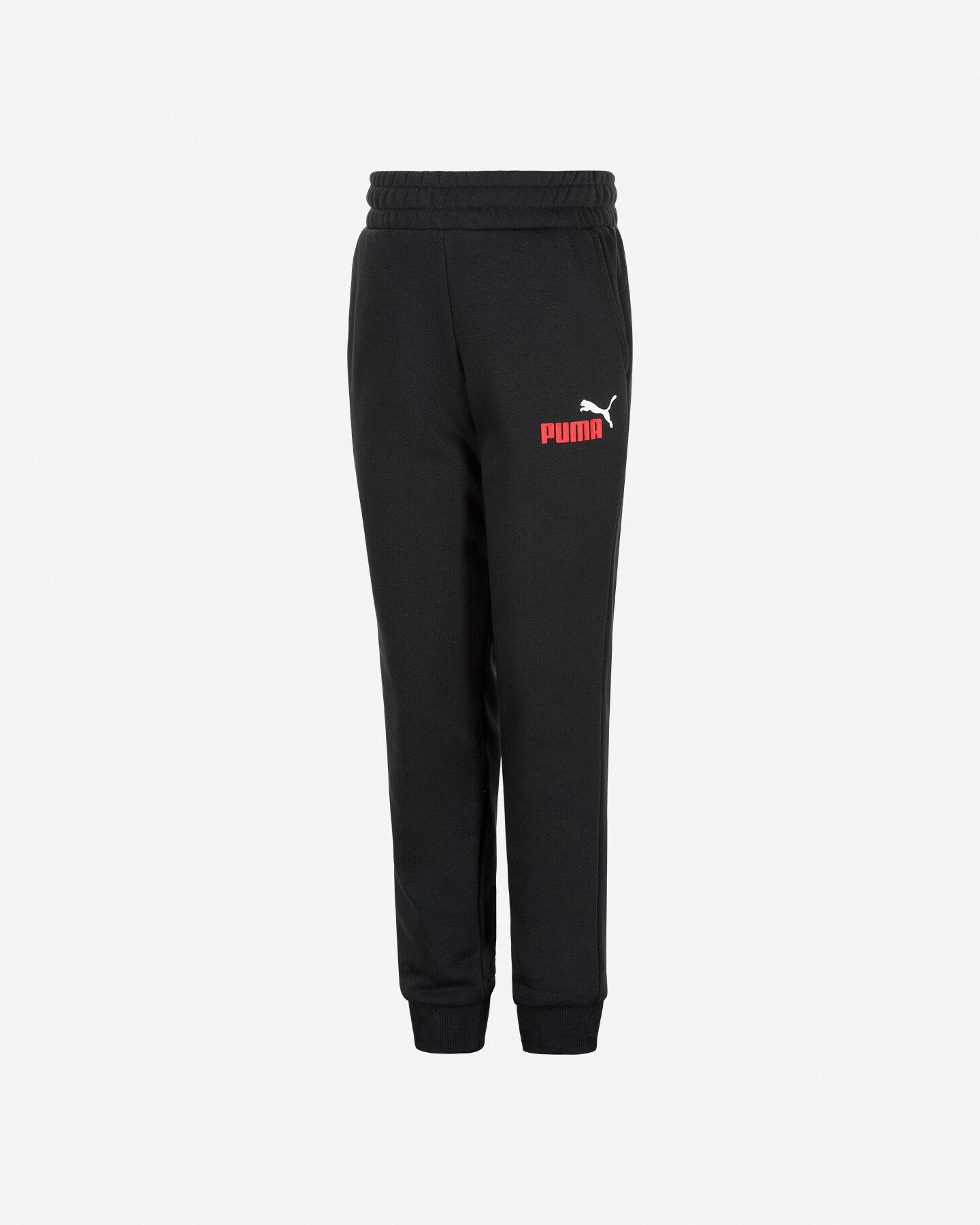 Pantalone PUMA FNG LOGO JR S5236089 scatto 0